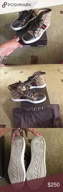 gucci 8s. authentic women\u0027s gucci sneakers 9.5 8s