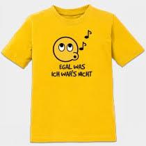 Tolle Witzige Sprüche T Shirts Für Kinder Online Bestellen