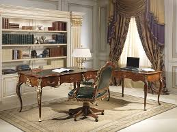 classic office desks. Luxury-office-furniture-Louis-XV-style Classic Office Desks H