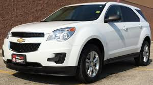 2015 Chevrolet Equinox LS AWD - Alloy Wheels, Power Windows ...