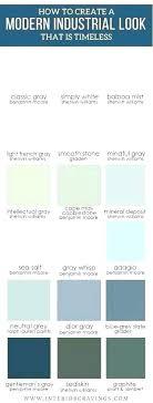 Blue Grey Paint Color Cocinasaludable Info