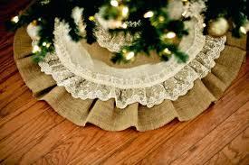 ... Burlap Christmas Tree Skirt Pattern Diy Ruffled Burlap Christmas Tree  Skirt Burlap Xmas Tree Skirts Burlap ...