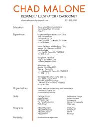 Graphic Designer Resume Objective Unique Artist Resume Examples