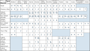 Ipa Chart Affricates Accent Reduction Online Get Rid Of Your Accent Now