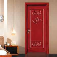 interior solid wood door with glass insert 3 photos
