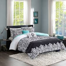 intelligent design leona comforter set