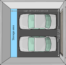 double garage door sizes south africa designs