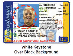 Dmv Pa Ny A Suspended Driver's Fake-proof License License