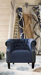 Blue And Brown Accent Chair Bedroom Accent Chairs Best Home Design Ideas Stylesyllabusus