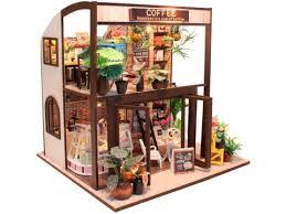 <b>Конструктор DIY House Coffee</b> House M027 9-58-011380 ...