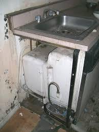 ge under the sink space saver dishwasher kitchen remodel best
