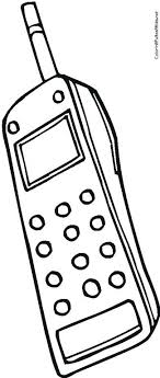 Cell Phone Drawing At Getdrawings Com Free For Personal Use Cell
