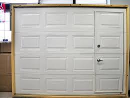 access garage doorsGarage Doors With Pedestrian Access Doors Built In  Home Interior