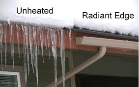 roof wires melt ice learn how the radiant edge ice dam and icicle melt system works