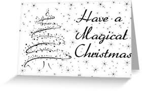 merry christmas card black and white. Perfect White Greeting Cards Tags On Merry Christmas Card Black And White E