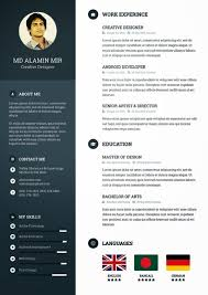 descarga plantilla gratis curriculum vitae creativo download free creative resume templatesfree creative resume templates download free