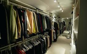 best lighting for walk in closet automatic closet light type lighting a walk in closet properly