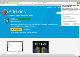 Stylus Is A Stylish Fork Without Analytics Ghacks Tech News