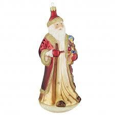 Christbaumschmuck Großer Weihnachtsmann