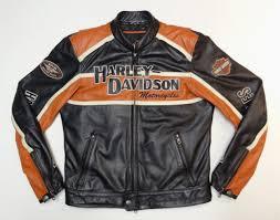 harley davidson classic cruiser 98118 08vm leather jacket mens medium med 191