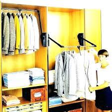 closet rod extender double pole target container cl