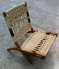 mid century modern furniture restoration. Modern Chair Restoration Vintage Mid Century Folding Furniture