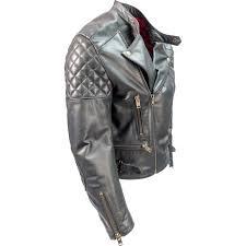 sentinel richa triple leather motorcycle jacket