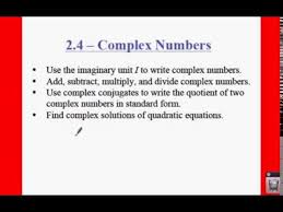 pc 2 4 notes example 1 adding and subtracting complex numbers 3