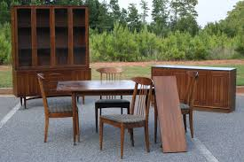 Broyhill Dining Room Table Eleanor Meriwether Broyhill Sculptra Dining Suite
