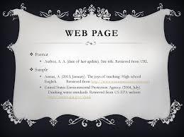 Apa Format Ppt Download