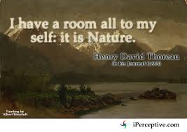 Thoreau Quotes Amazing Henry David Thoreau Quotes IPerceptive