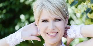 Teta Drogerie Trendy Svatební účesy Pro Krátké Vlasy