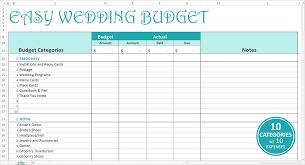 Wedding Budget Template Australia Template Creator