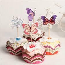 2019 Butterfly Wedding Cake Topperwedding Cake Standwedding