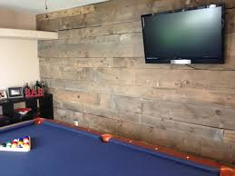reclaimed wood paneling for walls