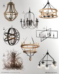 a c natural b bronze e d bronze f g h natural 10 chandeliers shadesoflight a rustic wood basket lantern