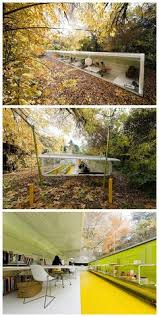 selgas cano office. An Office In The Forest Designed By Selgas Cano Architecture Modernofficearchitecture