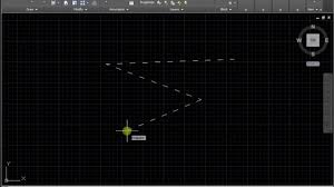 Copy this drawing using isometric drawing methods. How To Make The Dotted Line In Autocad Youtube
