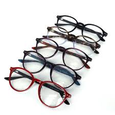 new arrival italian design round face stock acetate gles frames
