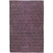 renaissance aubergine 5 ft x 8 ft area rug