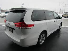 2014 Used Toyota Sienna 5dr 7-Passenger Van V6 L FWD at The ...