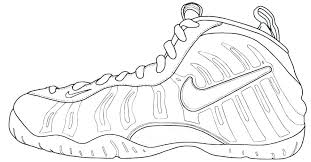 coloring images detail name lebron james shoes coloring pages lebron james