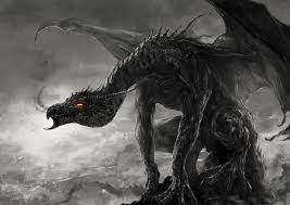 Black Dragon Wallpapers (61+ best Black ...