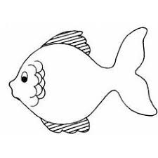 Small Picture Simple Fish Drawing Clipartsco simple fish coloring pages BIG