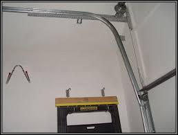 garage door track kitGarage Door Track Extension  Wageuzi