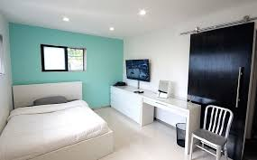 Bedroom Colors 2014 Splash Of Cool Blue In The 50 Inside Innovation Ideas