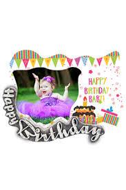 custom frames online. Bundle Of Joy Birthday Photo Frame Custom Frames Online