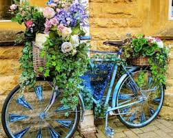 30 Mind-Blowing <b>Bicycle</b> Planter Ideas For Your Garden or On-The-Go