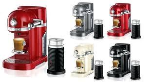 kitchen aid espresso machines capsules sold separately kitchenaid artisan espresso coffee machine 5kes100