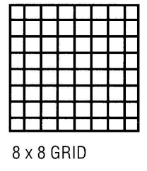 8x8 Graph Paper Magdalene Project Org